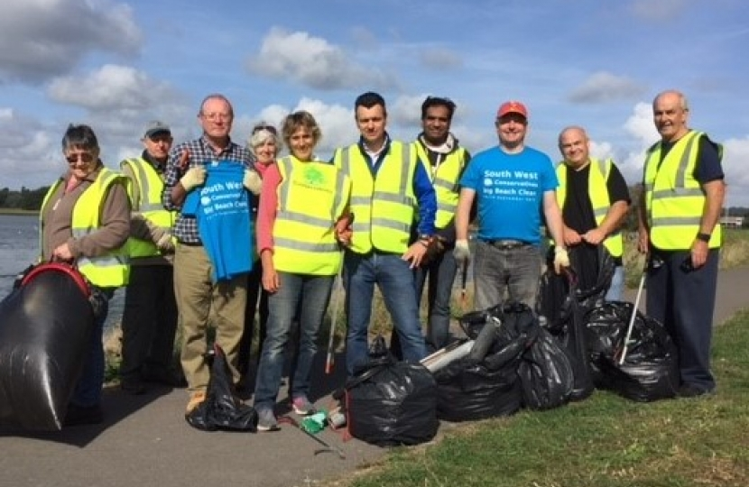National Great British Beach Clean 1