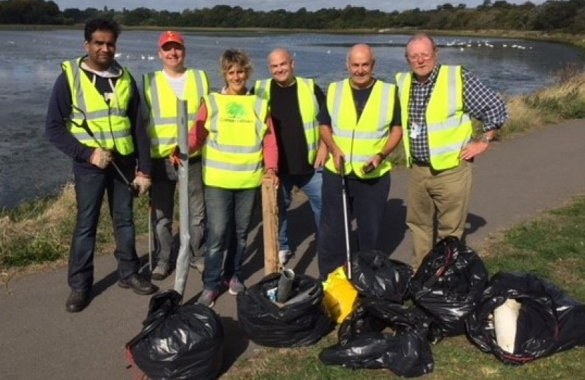 National Great British Beach Clean 2